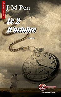 Le 2 d'Octobre par Jean-Marie Constant