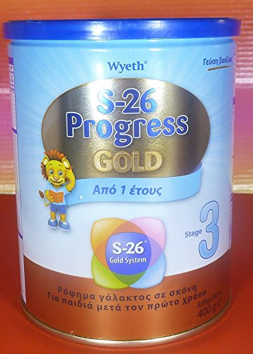 S26 Progress Gold 3 400Gr 1-3 years old