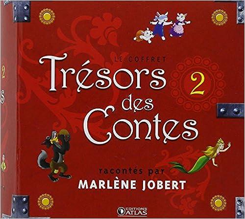 Livre Le coffret Tresors Des Contes : Volume 2, 10 contes pdf ebook