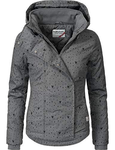 Veste Pour Sublevel Couleurs Grey Xs Femme De Transition xl Sportive 9 46550d HxxBRA