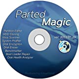 Software : Parted Magic - Powerful Partition Editor and Cloning / Backup Tool