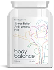 Body Balance Stress Relief Anti Anxiety Pill Feel Great
