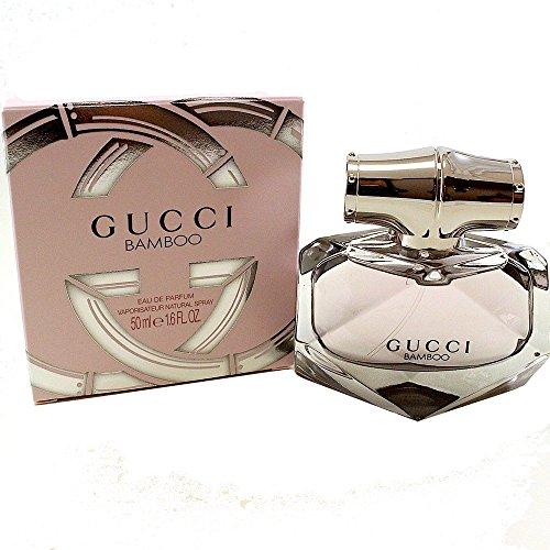 Gucci Bamboo Eau De Parfum Spray for Women, 1.6 Ounce