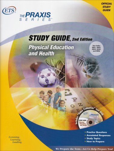 Physical Education and Health Study Guide: Practice and Review