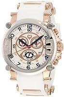 Brillier Men's 02.3.4.4.13.17 Diamond Chronograph Watch by Brillier