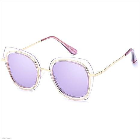 Oipoodde Dama Gafas de Sol Gafas de Sol polarizadas para ...