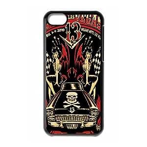 DIY Drift Plastic Case for iPhone 5c, Custom Drift Iphone 5C Shell Case, Personalized Drift iPhone 5c Cover Case