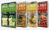 4 ingredient slow cooker cookbook - Meal Prep: the cookbook guide 4 books in 1:  beginners edition, breakfast edition, lunch edition and dinner edition