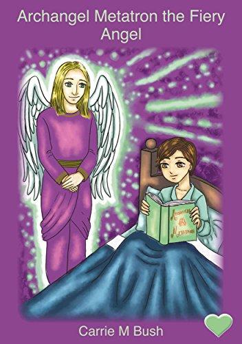 Archangel Metatron the Fiery Angel