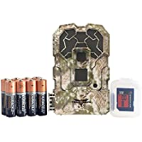 Stealth Cam Trail Hawk No Glo Infrared HD Game Camera Combo 16 Megapixel...