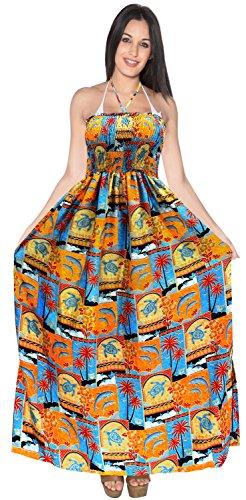 Full Skirt Sundress - 9