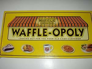 Waffle-Opoly: 50th Anniversary Waffle House