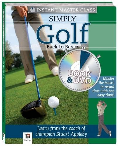 Download Simply Golf Book and DVD (PAL) (Instant Master Class) pdf