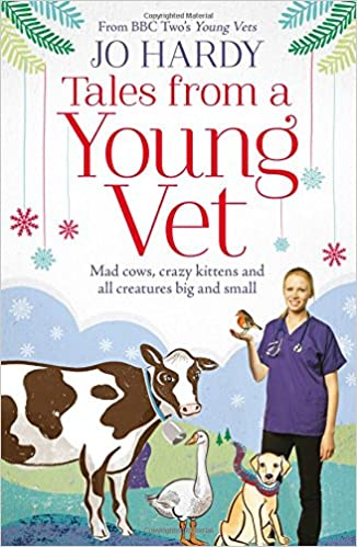Image result for tales from a young vet jo hardy