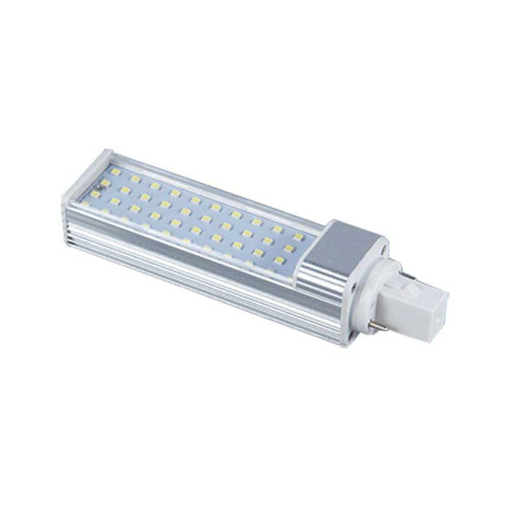 Kingnew - Bombilla LED G24 de enchufe horizontal de 9 W 2835 SMD, luz de maíz, color blanco frío: Amazon.es: Iluminación
