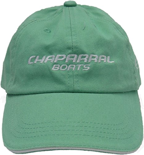 - Port Authority Ladies Sandwich Bill Cap with Chaparral Boats Logo - Green