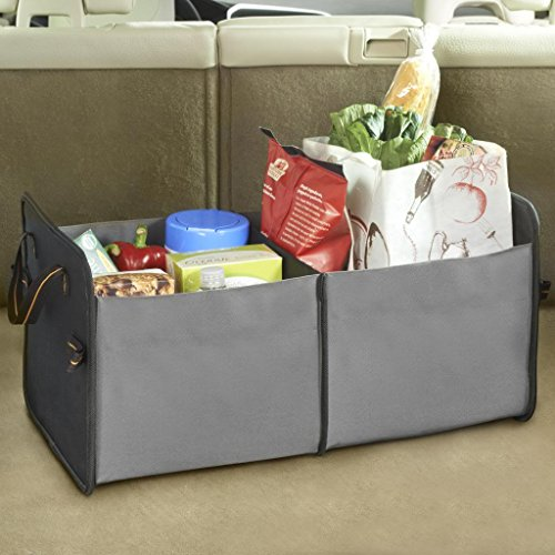(High Road CarryAll Cargo and Trunk Organizer and Grocery Tote)