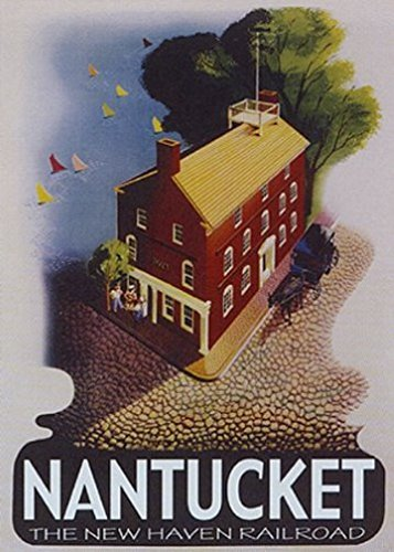 Amazon com: Buyartforless Nantucket 16x20 Art Print Poster