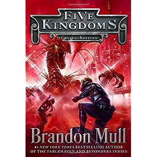 Crystal Keepers (3) (Five Kingdoms)