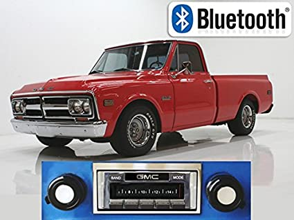 Custom Autosound Stereo compatible with 1973-1988 Chevrolet Truck USA-630 II High Power 300 watt AM FM Car Stereo//Radio