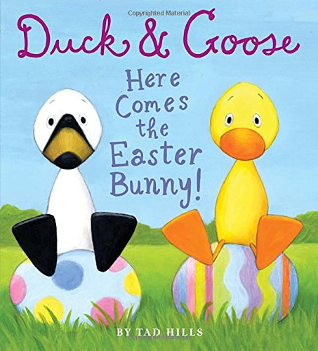 Duck & Goose, Here Comes the Easter Bunny! PDF