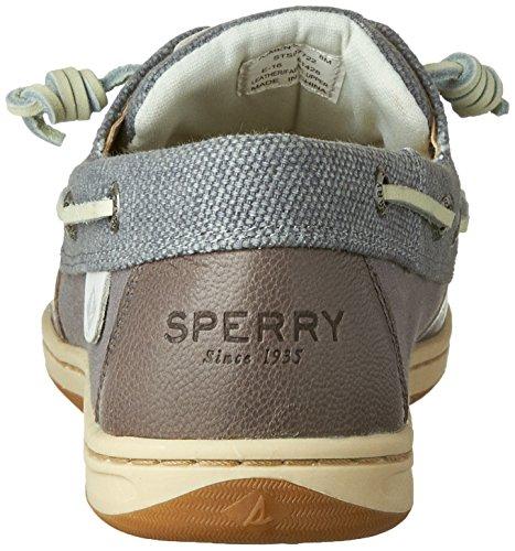 Sperry Top-sider Donne Songfish Ceroso Grigio Scarpa Da Barca