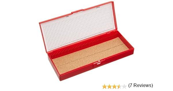 Heathrow Scientific HD15996C - Caja para portaobjetos ...