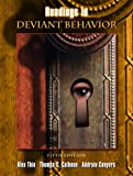 Readings in Deviant Behavior (5th Edition)