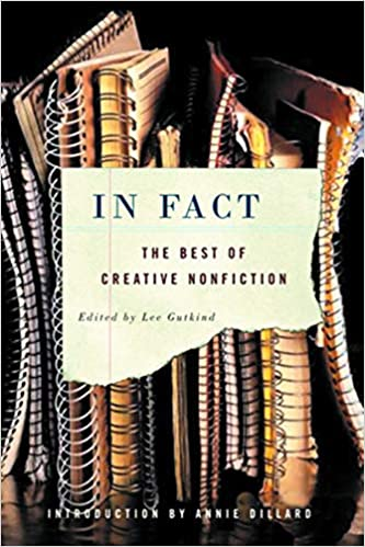 The Best Of Creative Nonfiction In Fact