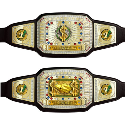 Express Medals Championshipトップセールス賞ベルトTrophy B071KDK7XL