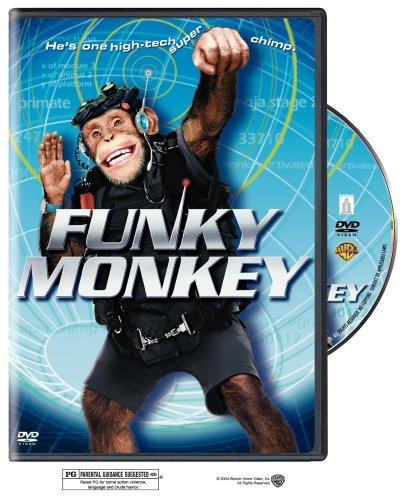 Funky Monkey (Right Monkey)