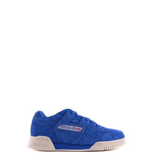 Reebok Workout Plus Vintage Awesome Blue Sneakers  Amazon.co.uk  Shoes    Bags dba07ffb8