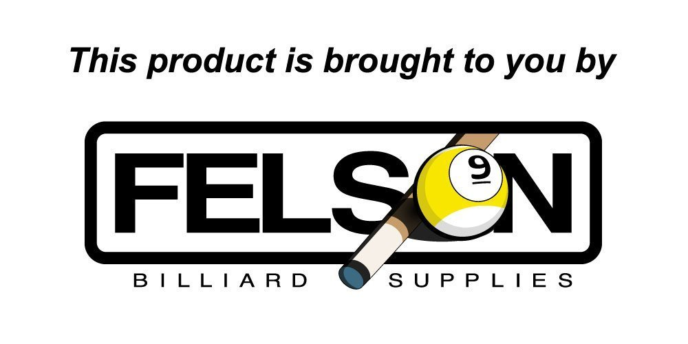 Mahogany billiard and pool ball Triangle by Felson Billiard Supply