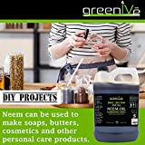 Greenive - Neem Oil - 100% Organically Grown Neem