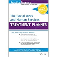 The Social Work and Human Services Treatment Planner, with DSM 5 Updates (PracticePlanners)
