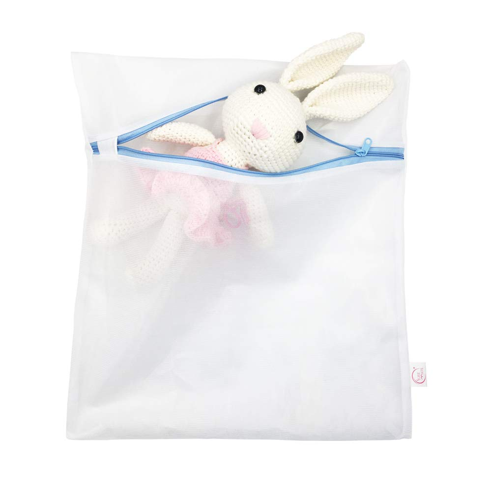 SUREMATE Mesh Laundry Bag Delicate Garments Washing Bags for Lingerie Bra Baby Clothes Scarf Toys and Travel Sort