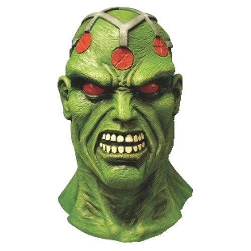 Rubie's Costume Co Brainiac Deluxe Latex Mask]()