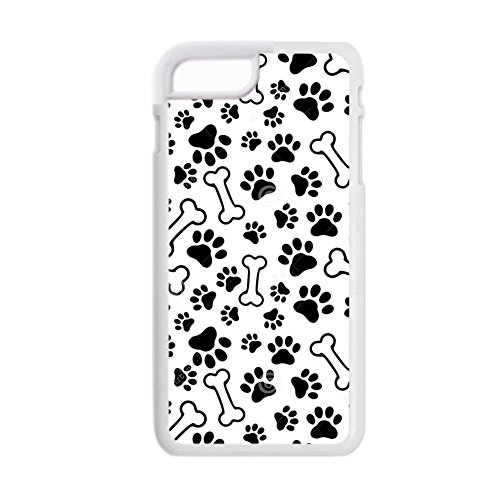 Cell World -Paw Prints Dog Puppy-For Apple iPod Touch 6, 6th Generation, Made and shipped from the USA Style 303 (Ipod Dog Apple)