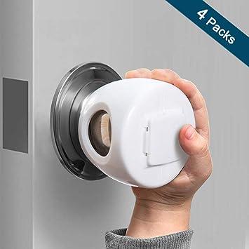 Amazon.com: OUYUI - Cerradura de seguridad para puerta, con ...
