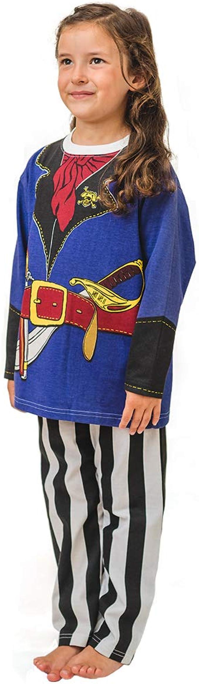 Pijama de Pirata y Ropa Casera Divertida: Amazon.es: Ropa y accesorios