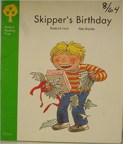 Skipper 39:s Birthday Ort Stage 2