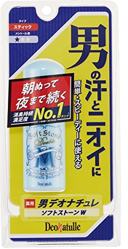 Stone Soft (Deonatulle Soft Stone W for men (Deodorant by Deonachure)