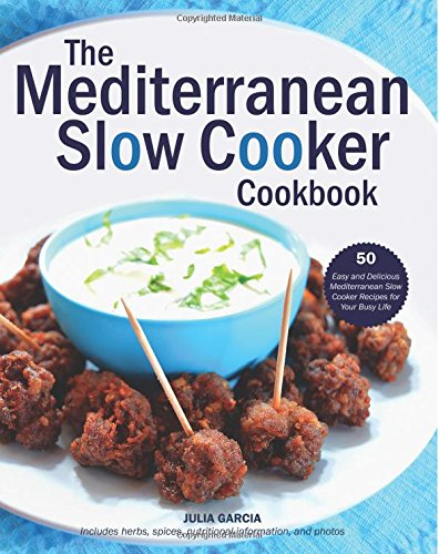 Mediterranean Slow Cooker Cookbook Delicious product image