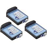 Panasonic washing detergent cartridge dedicated ram charger dash ES035 Panasonic Shaver (3 pieces) (Blue) by Panasonic