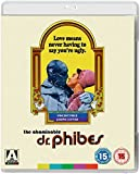 The Abominable Dr Phibes [Blu-ray]