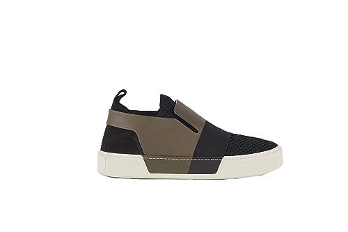Balenciaga - Zapatillas para Hombre Negro/Verde IT - Marke Größe, Color, Talla 44 IT - Marke Größe 44: Amazon.es: Zapatos y complementos