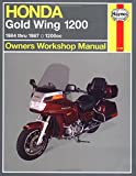 Honda Gold Wing 1200 Owners Workshop Manual: 1984-1987, 1200cc