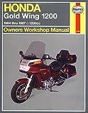 Honda GL1200 Gold Wing '84'87 (Haynes Repair Manuals)