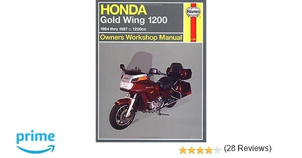 Honda gl1200 gold wing 8487 haynes repair manuals haynes honda gl1200 gold wing 8487 haynes repair manuals haynes 0038345021992 amazon books publicscrutiny Image collections