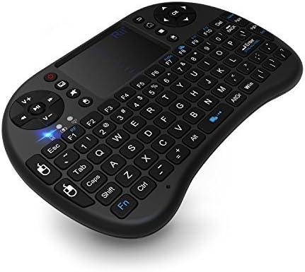 Mini Teclado inalámbrico We Houseware BN3900 con touchpad 92 ...